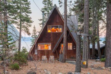 Nightingale Lakeview Cottage at Tahoe Moon Properties