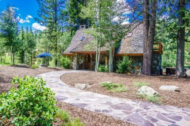 Pole Creek Cabin at Tahoe Moon Properties