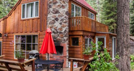 Honeymoon Cottage at Tahoe Moon Properties