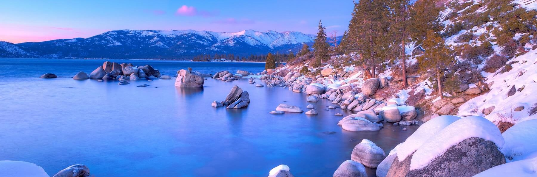 winter tahoe