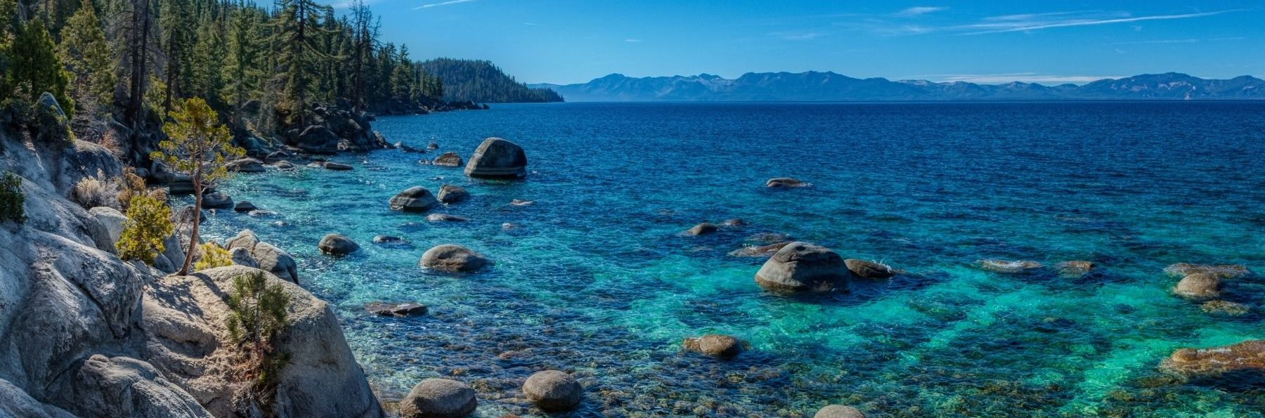 tahoe in the daylight