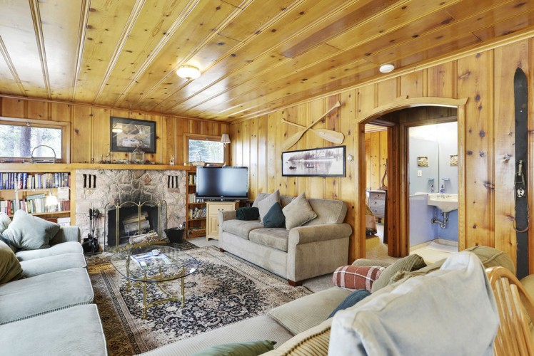 Steelhead Mountain Retreat